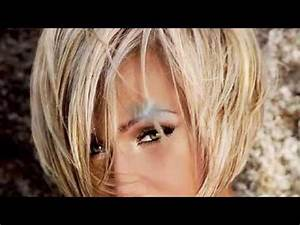 Coiffure Carre Plongeant : coiffure carr plongeant d grad youtube ~ Nature-et-papiers.com Idées de Décoration