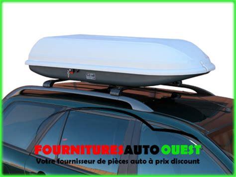 coffre de toit camtek 430 l 430l gris promo garantie