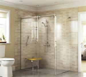 Corner Shower Stool Image