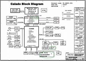 Acer Aspire 2920 Schematic Diagram