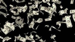 Money Falling Stock Footage Video | Shutterstock