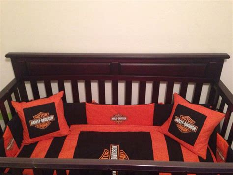harley davidson crib bedding my sons custom made harley davidson crib bedding