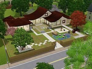 Plan Maison Japonaise : conception de jardin ~ Melissatoandfro.com Idées de Décoration