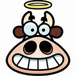 Cow Holy Icon