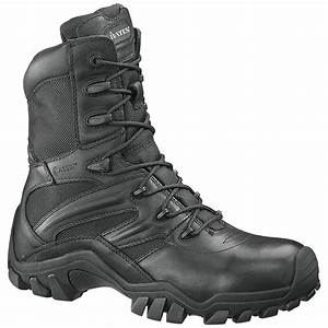 Women's Bates® Delta-8 Side-zip Boots - 164622, Combat ...  Bates