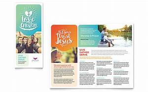 Word Templates For Brochure - Ms word brochure template