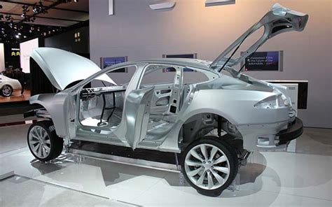 Download Tesla Car Body Material Pictures