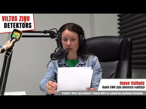 Viltus ziņu detektors 2021 | Radio SWH Gold