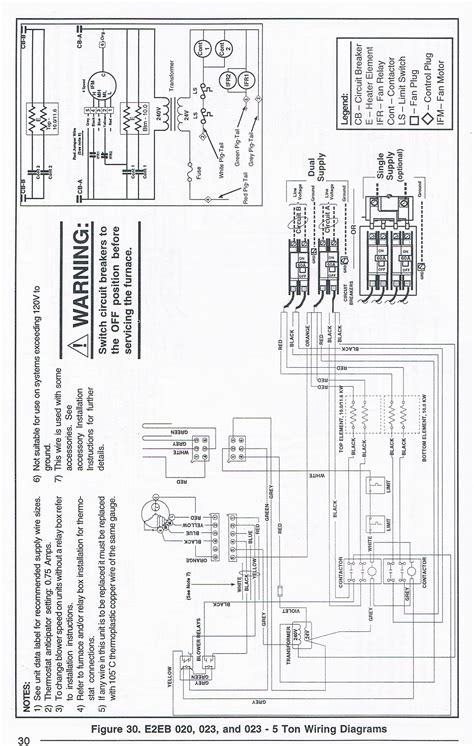 nordyne eeb ha wiring diagram