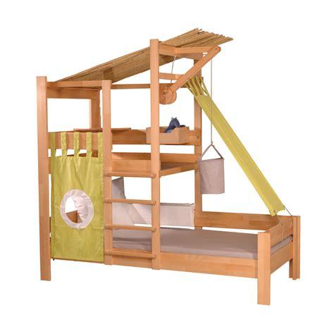 Baumhaus Bett Kinder Baumhaus Bett Von De Breuyn Bei Baumhaus Bett