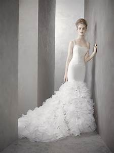 Gorgeous vera wang mermaid wedding gowns ipunya for Mermaid wedding dresses vera wang