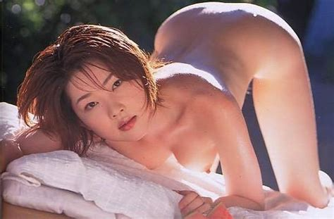 Asian Japanese Akira Watase Naked Barefoot Asia Porn Photo