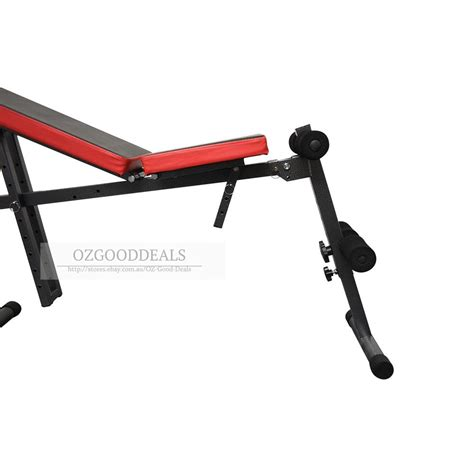 Multifunctional Flat Incline Decline Adjustable Exercise