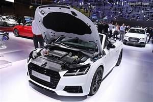 Audi Paris Est : paris 2016 audi tt s line competition roadster quattro ~ Medecine-chirurgie-esthetiques.com Avis de Voitures