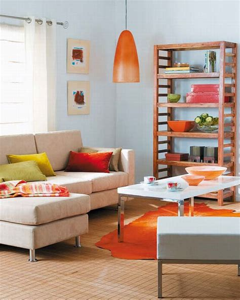 Colorful Rooms by Colorful Living Room Interior Design Ideas