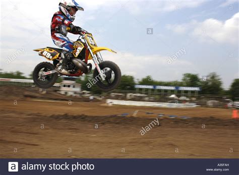 motocross race classes 6 year old ricci randanella races in a peewee mx 4 6 class
