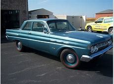 Purchase used 1964 MERCURY COMET 202 2 DOOR HARDTOP in