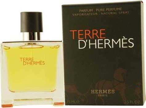 terre d hermes by hermes for men pure perfume spray
