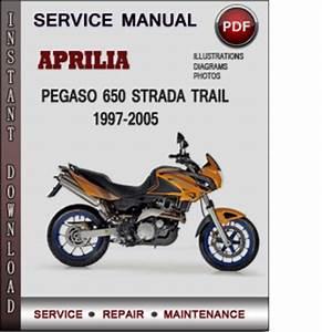 Aprilia Pegaso 650 Strada Trail 1997