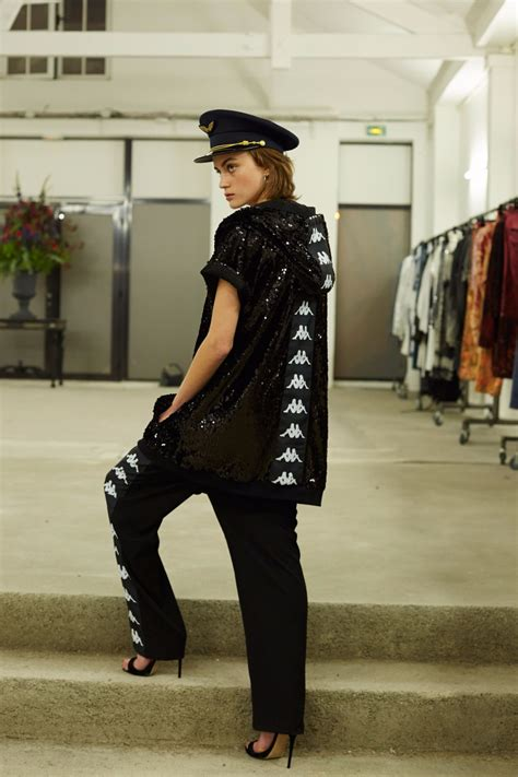 faith connexion  kappa return  glam streetwear