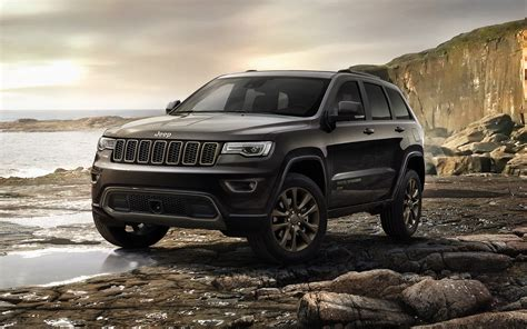 2016 Jeep Grand Cherokee 75th Anniversary Wallpaper Hd