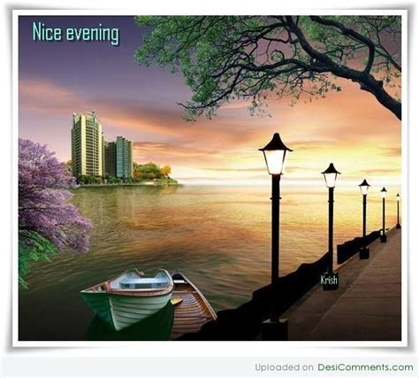 Have a nice evening   DesiComments.com