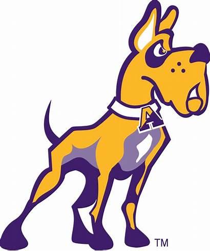 Danes Albany Mascot Dane Ualbany Logos Facts