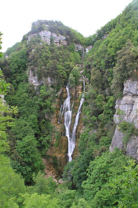 Top Italy Waterfalls World