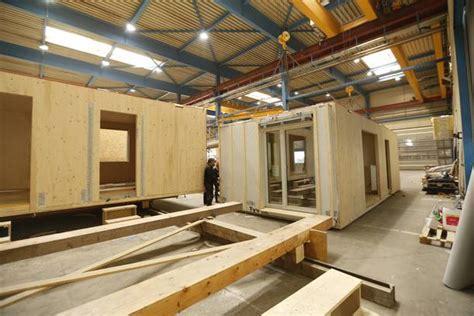 Holzbau Raummodule by Mehrgeschossbau Im Holzbau Gewerbebau Und Wohnungsbau