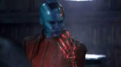 Karen Gillan Avengers Endgame Nebula