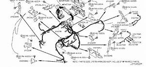 Infiniti Fx50 Engine Decal  Harness  Room  Body