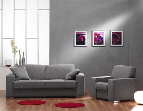 canap 233 et fauteuil gris photo 5 15 canap 233 et fauteuil