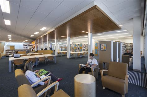 malibu library featured  library journals top architecture picks