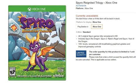 spyro reignited trilogy officially announced coming