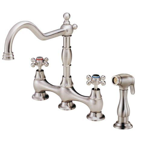 Danze Opulence Faucet by Danze Opulence 2 Handle Standard Kitchen Faucet With