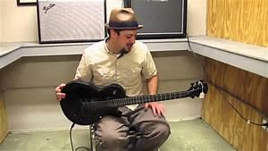 Gibson Les Paul Guitar Gothic