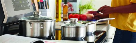 types  cookware work  induction cooktops