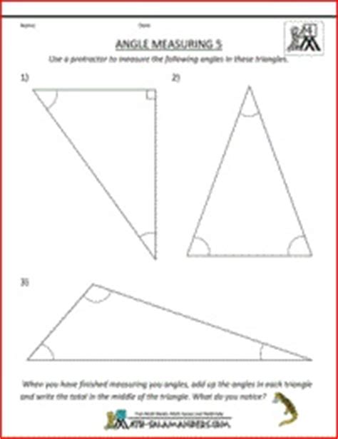 1000+ Images About Angle Worksheets On Pinterest  5th Grade Math, Salamanders And Cheat Engine