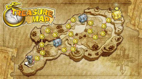 treasure map happy wars wiki fandom powered  wikia