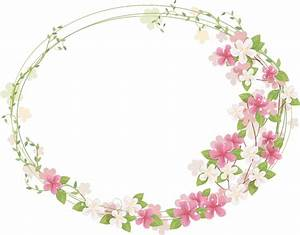 Floral Frame PNG Images Transparent Free Download