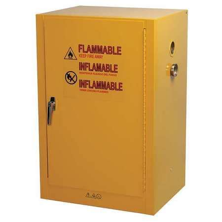 flammable safety cabinet 12 gal yellow condor flammable safety cabinet 12 gal yellow 42x503