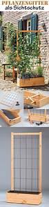 Holzhütte Selber Bauen : die 25 besten ideen zu sichtschutz selber bauen auf pinterest selber bauen sichtschutz ~ Whattoseeinmadrid.com Haus und Dekorationen