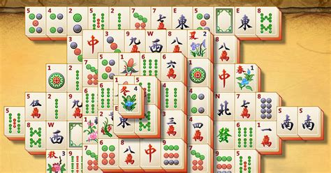 Nile Tiles Mahjong by Free Mahjong Tiles
