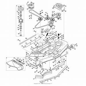 Mtd 17af2ack099  247 25061   Ztl8000   2013  Parts Diagram For Mower Deck