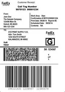 federal express phone number package return services return shipping labels fedex
