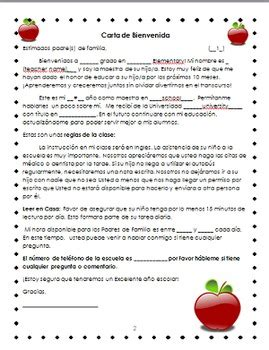 back to school letter from back to school letters to parents by 20543