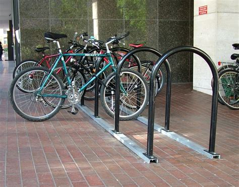 U Bike Rack  Conceptual Site Furnishings