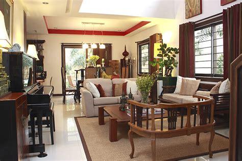 attractive interior designs  small houses   philippines  enhanced