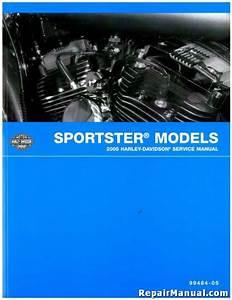 2005 Harley Davidson Sportster Motorcycle Service Manual