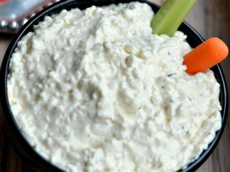 Ranch Cottage Cheese With Celery Recipe And Nutrition
